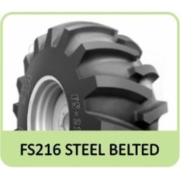 23.1-26 16PR TT BKT FS216 STEEL BELTED