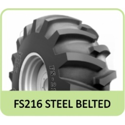 30.5L-32 20PR TL BKT FS216 STEEL BELTED