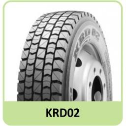 8.5 R 17.5 12PR KUMHO KRD02 LONGMARK TRACCION