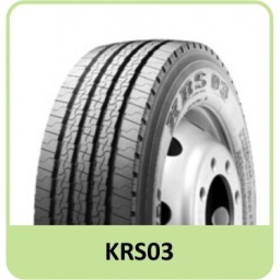 8.5 R 17.5 12PR KUMHO KRS03 LONGMARK DIRECCIONAL