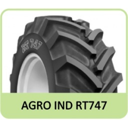 19.5L-R24 157A8 TL BKT AGRO IND RT747