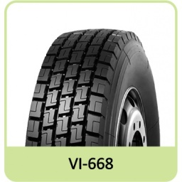 295/80 R 22.5 18PR OVATION VI668 TRACCION