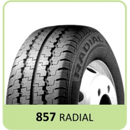 215 R 14C 112/110Q 8PR KUMHO 857