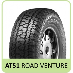 235/75 R 15 105T 6PR KUMHO AT51 ROAD VENTURE AT
