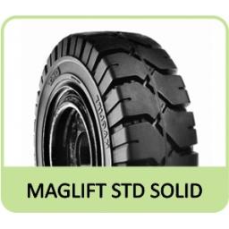"5.00-8 3.00"" BKT MAGLIFT STD SOLID"