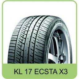 255/60 R 18 108V KUMHO KL17 ECSTA X3